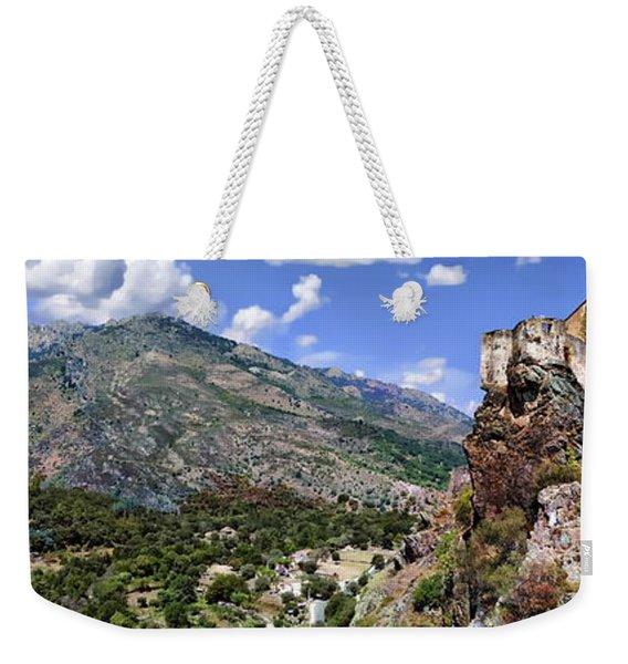 Citadelle De Corte Weekender Tote Bag