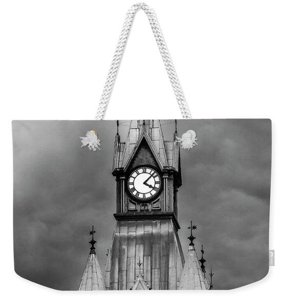 City Chambers Weekender Tote Bag