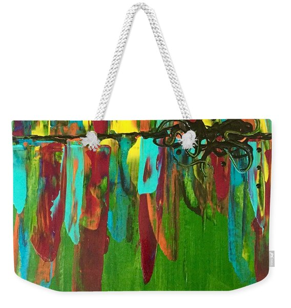 City Dreams  Weekender Tote Bag