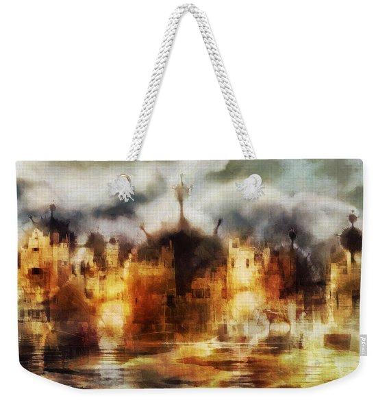 City Of Dreams Weekender Tote Bag