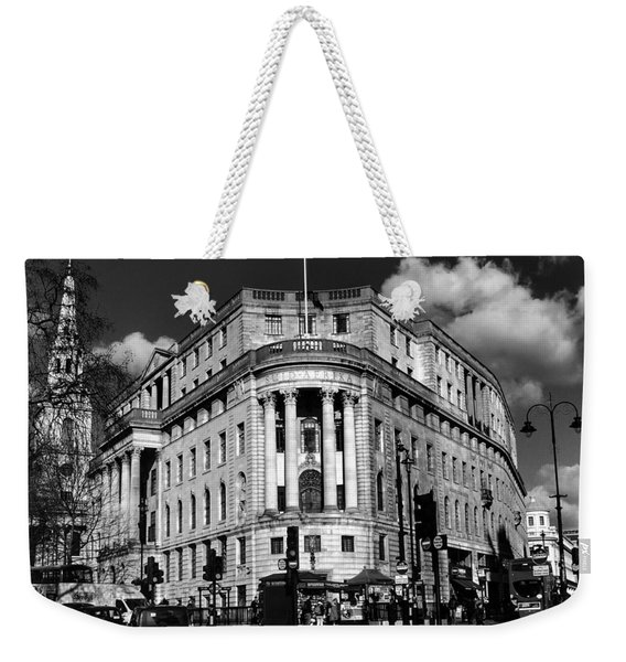 City Of London  Weekender Tote Bag