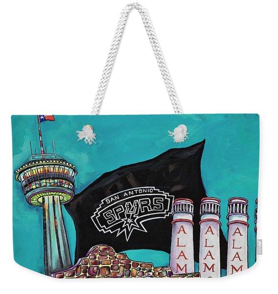 City Spirit Weekender Tote Bag