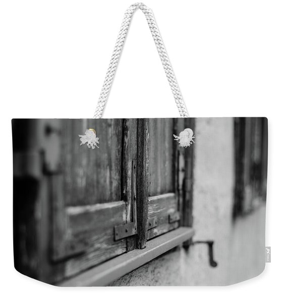City Window Weekender Tote Bag