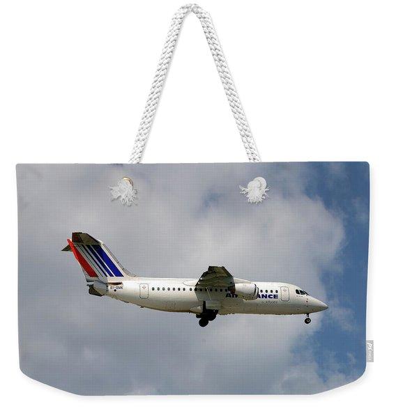 Cityjet British Aerospace 146-200a Weekender Tote Bag