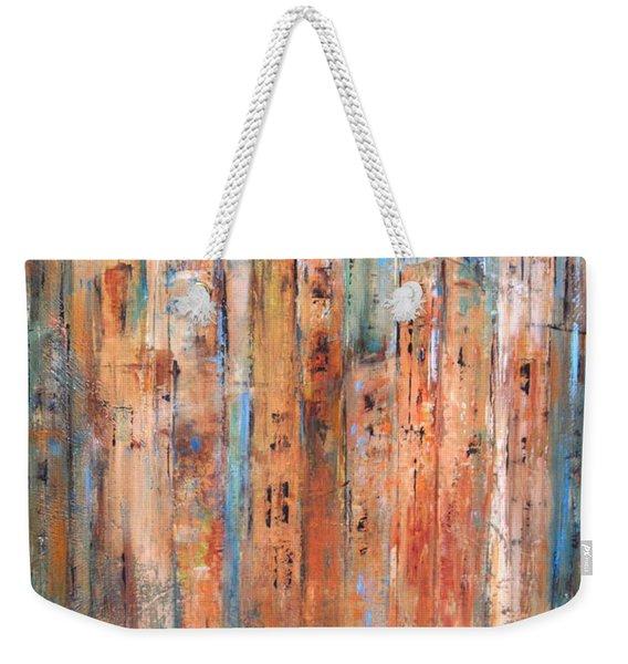 Cityscape #3 Weekender Tote Bag