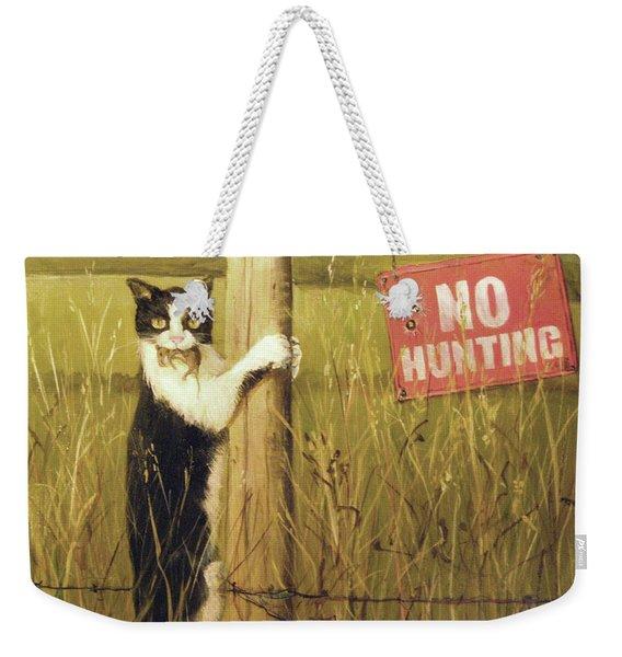Civil Disobediance Weekender Tote Bag
