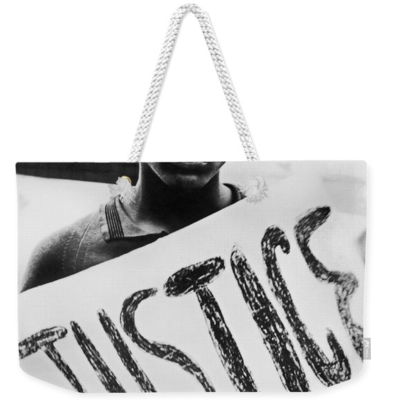 Civil Rights, 1961 Weekender Tote Bag