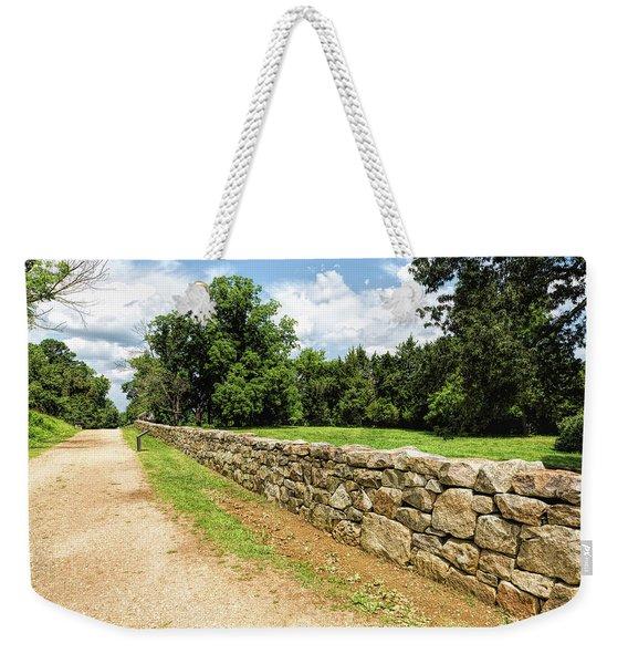 Civil War Battle Of Fredericksburg Weekender Tote Bag