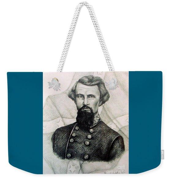That Devil Forrest Weekender Tote Bag