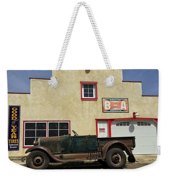 Clampet Weekender Tote Bag