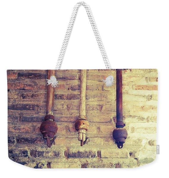 Clappers Weekender Tote Bag