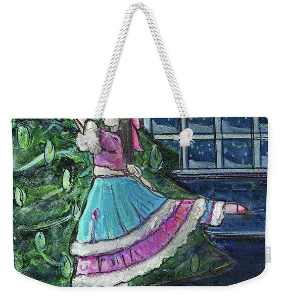 Clara II Weekender Tote Bag