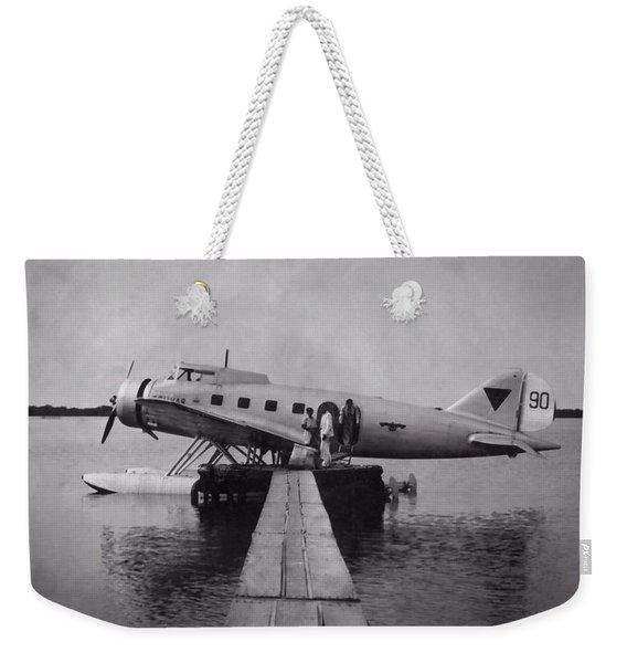Clark Ga-43 Weekender Tote Bag