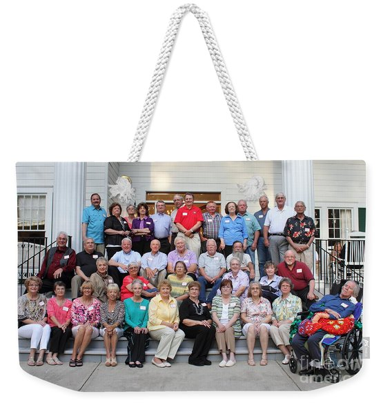 Class Of 1965 Greensboro High School Weekender Tote Bag
