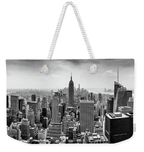 Classic New York  Weekender Tote Bag