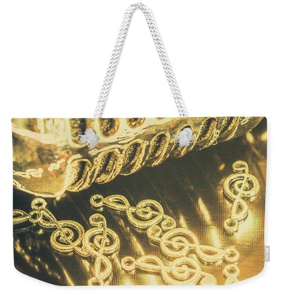 Classical Golden Oldies Weekender Tote Bag