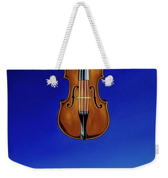 Classical Seascape Weekender Tote Bag
