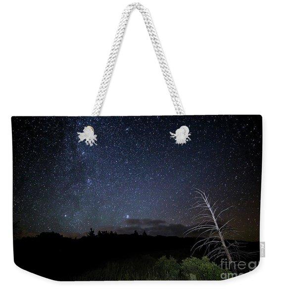 Clear Skies Over Mesa Verde Weekender Tote Bag