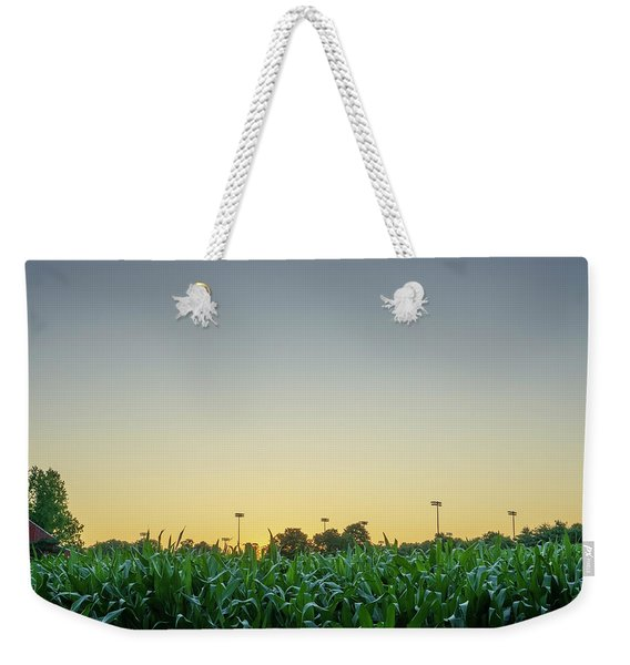 Clear Skies Sunset Weekender Tote Bag