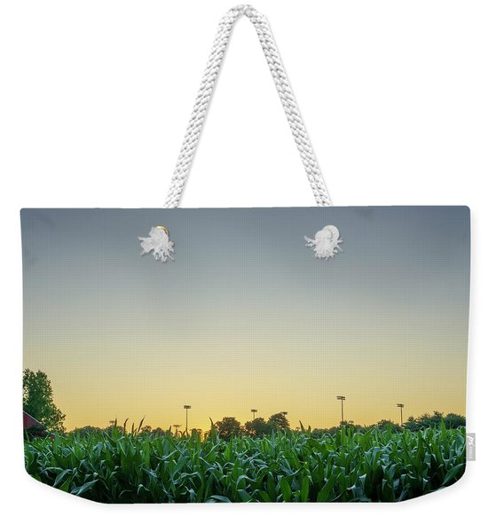 Clear Skies Sunset Weekender Tote Bag