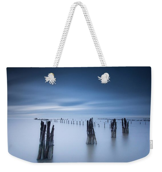 Clear Void Weekender Tote Bag
