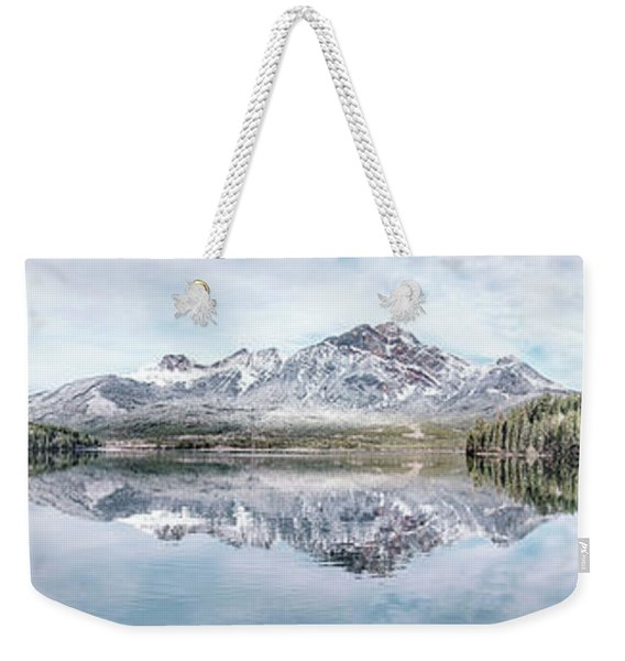 Clearlight Symphony Weekender Tote Bag