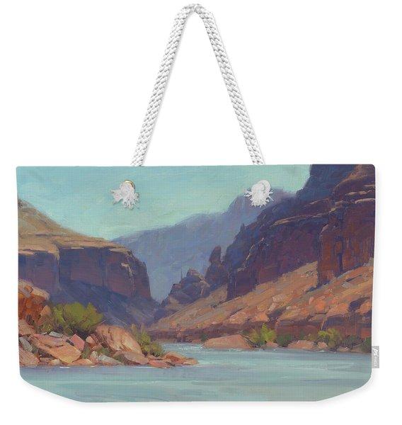 Clearwater Weekender Tote Bag