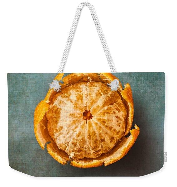 Clementine Weekender Tote Bag