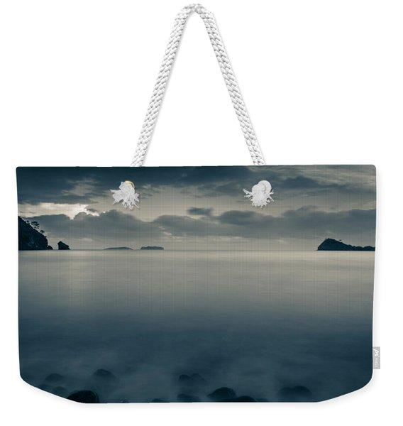 Cleopatra Bay Turkey Weekender Tote Bag