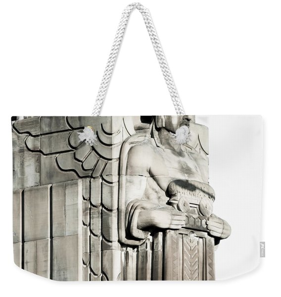 Cleveland Icon Weekender Tote Bag