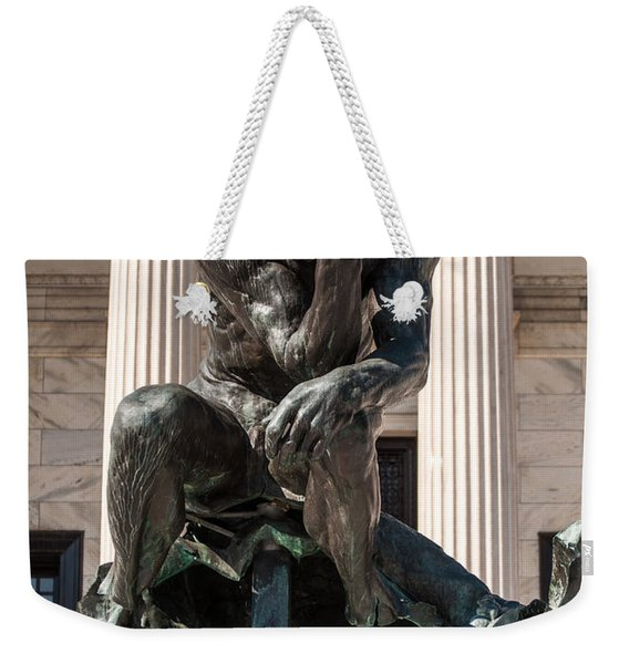 Cleveland Museum Of Art Weekender Tote Bag