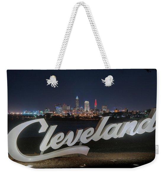 Cleveland Pride Weekender Tote Bag