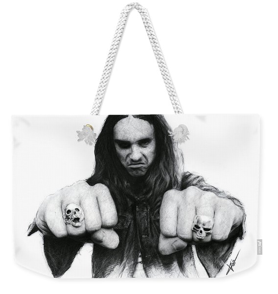 Cliff Burton Weekender Tote Bag