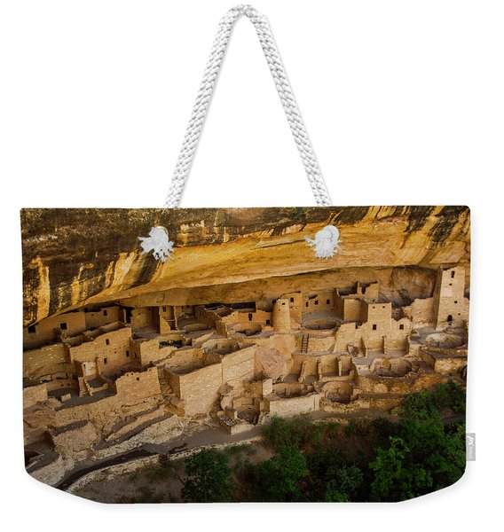Cliff House From Above Weekender Tote Bag