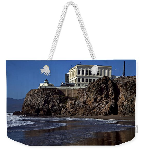 Cliff House San Francisco Weekender Tote Bag