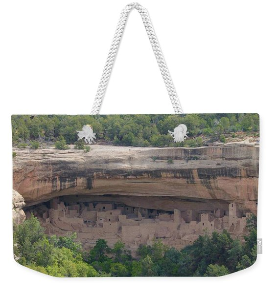 Cliff Palace Mesa Verde Weekender Tote Bag