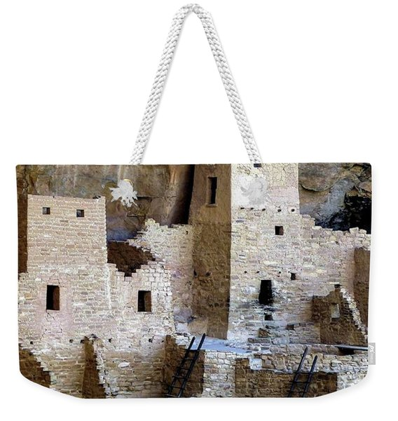 Cliff Palace Mesa Verde Weekender Tote Bag