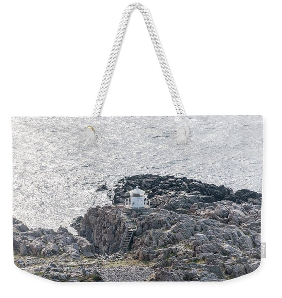 Cliffs At Kullaberg Weekender Tote Bag