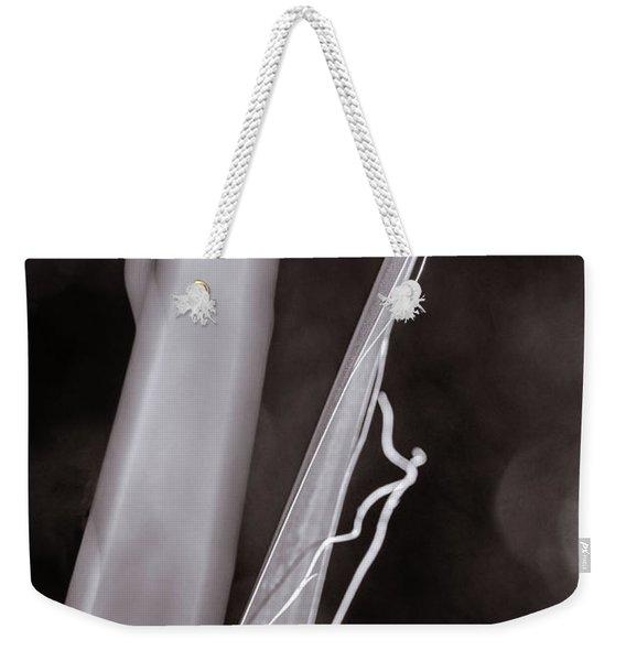 Climber Weekender Tote Bag
