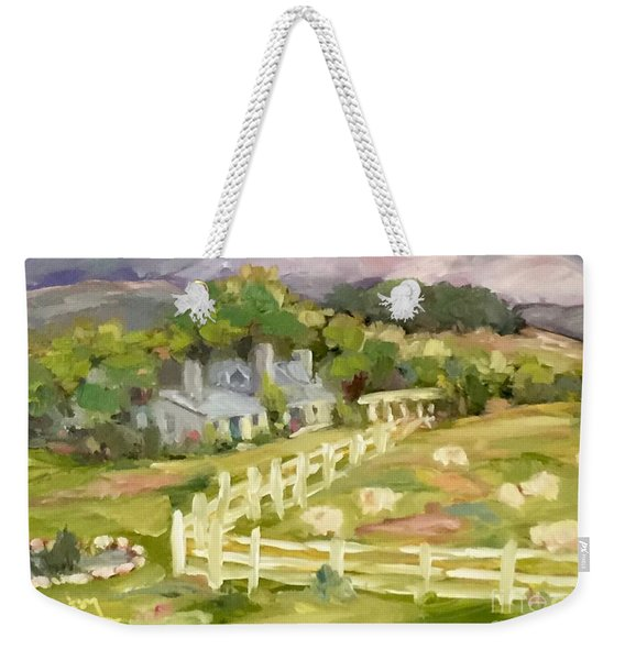Clint's Place Weekender Tote Bag