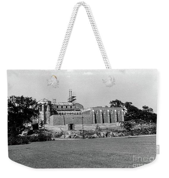 Cloisters 1937 Weekender Tote Bag