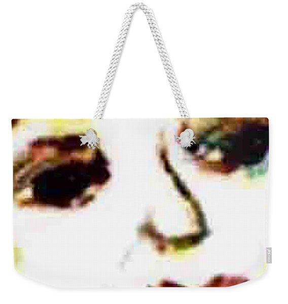 Closer Look Weekender Tote Bag
