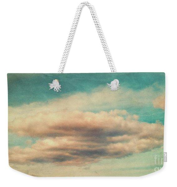 Cloud 4 Weekender Tote Bag