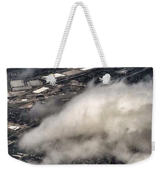 Cloud Dragon Weekender Tote Bag