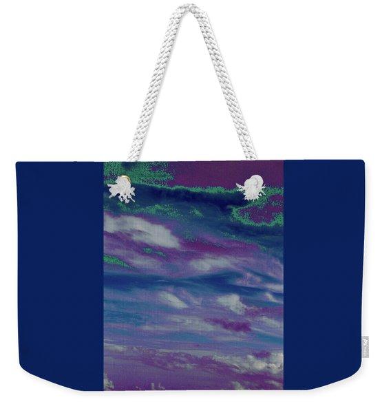 Cloud Fantasia Weekender Tote Bag