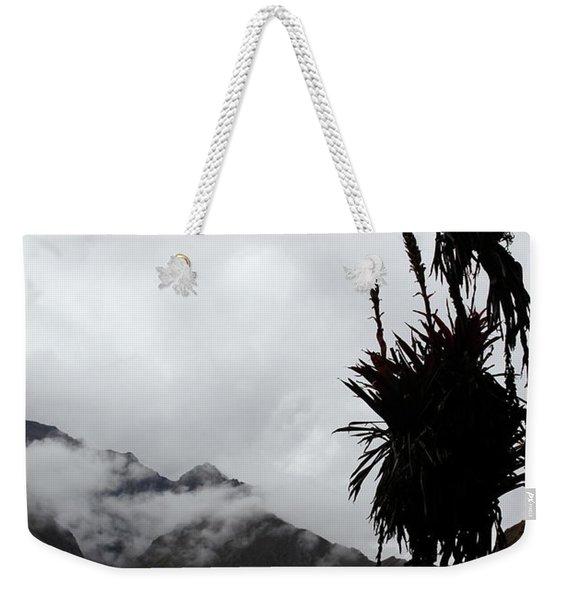 Cloud Forest Musings Weekender Tote Bag