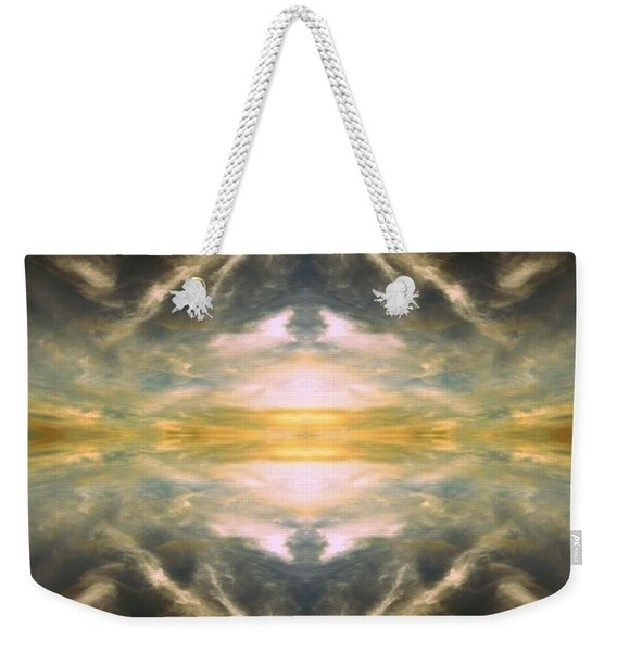 Cloud No.3 Weekender Tote Bag