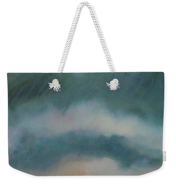 Cloud Study 1 Weekender Tote Bag