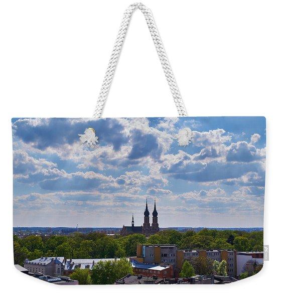 Cloud Ticklers Weekender Tote Bag