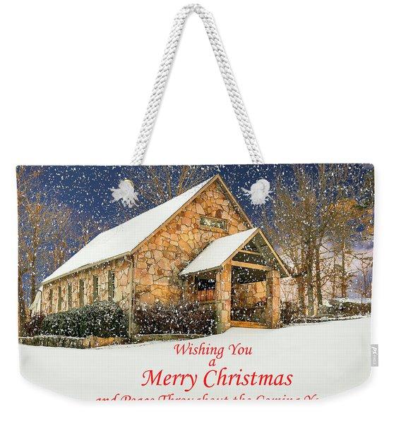 Cloudland Presbyterian Church  Weekender Tote Bag